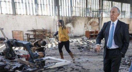 """Incêndios: Presidente da República diz que """"é preciso  tirar lições"""" do que correu mal"""