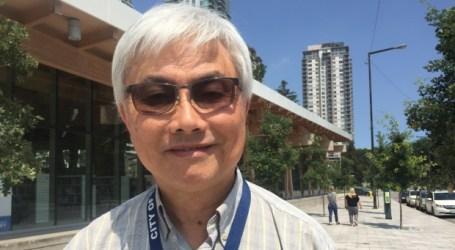 Vereador municipal de Toronto, Chin Lee, nomeado candidato Liberal do Ontário