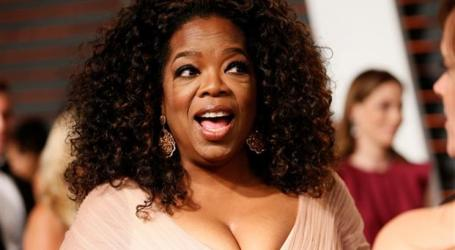 Oprah vítima de fraude na Internet