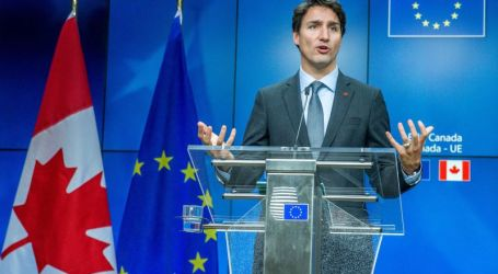 Presidente da República ratificou acordo comercial entre UE e Canadá