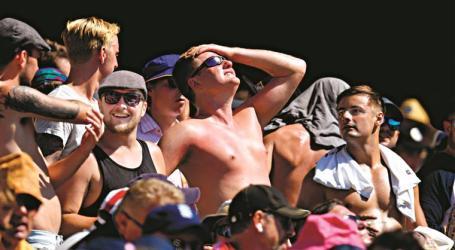 Austrália. Sydney atravessa verão mais quente desde 1939