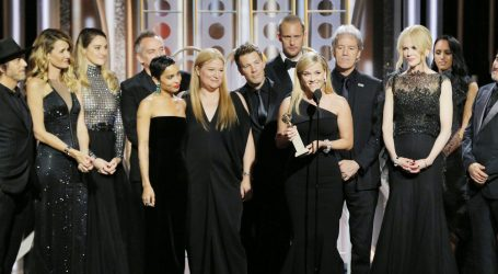 """Globos de Ouro: Então mas não era para ir de preto? Três mulheres  quebraram o """"dress code"""" dos Globos de Ouro"""