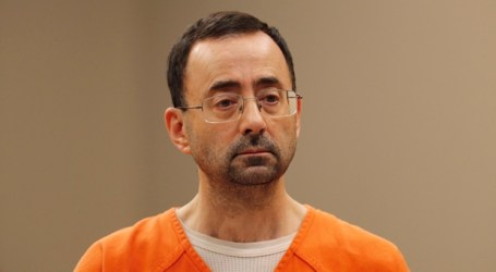 Ex-Gymnastics USA doctor sentenced to 40-175 years in prison for mass abuse