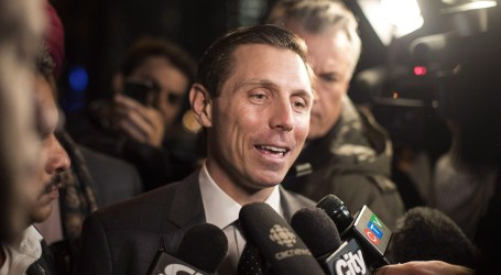 Patrick Brown 'seriously considering' pulling out of Ontario PC leadership race: source