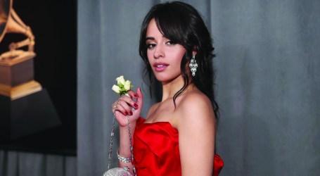 Camila Cabello  é escolhida a mais bem vestida do Grammy