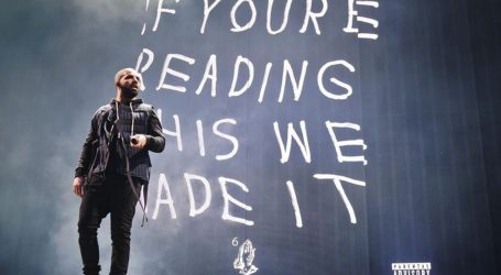 """Há três anos, Drake surpreendia todos com o projeto """"If you're reading this it's too late"""""""