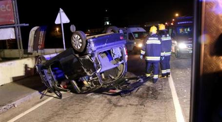 Portugal regista segunda maior subida do número de mortes nas estradas da EU