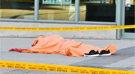 Toronto van attack suspect appears in court