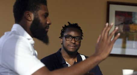 Black men arrested at Starbucks get symbolic settlement