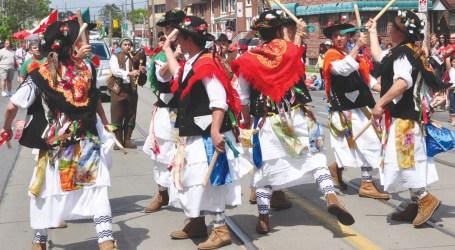 Vem aí o dia maior 10 de junho Dia de Portugal, de Camões e das Comunidades e, ainda, dia da nossa Parada!
