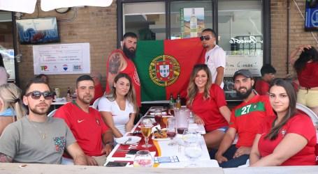 Comunidade vibra com terceiro golo de Ronaldo frente à Espanha