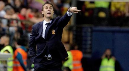 Julen Lopetegui é o novo treinador do Real Madrid