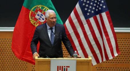 Costa anuncia ligação direta entre Lisboa e São Francisco
