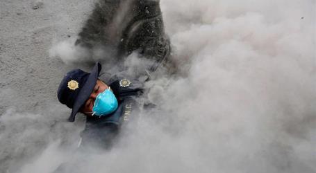 Sobe para 30 o número de mortos na Guatemala por causa do vulcão do Fogo
