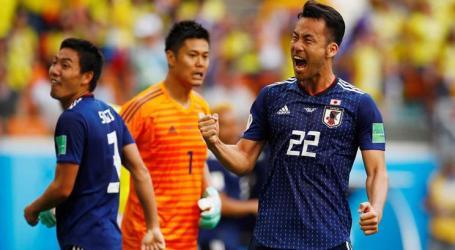 Japão vence a Colômbia no arranque do Grupo H
