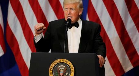 """Trump diz que o mundo está mais longe """"de uma catástrofe nuclear"""""""