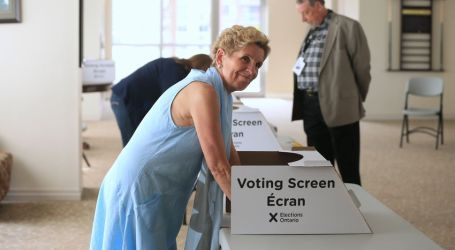 Technical problems frustrate voters at two polling stations