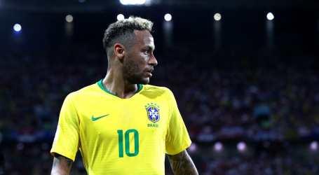 Seleção brasileira afastada pela Bélgica