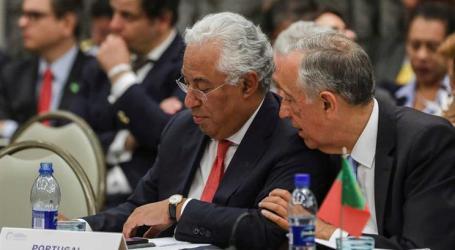 CPLP com representação portuguesa