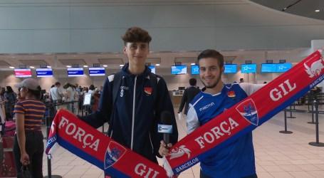 Jogador da Academia do Gil Vicente de Toronto vai jogar em Portugal
