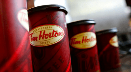 Tim Hortons looks to tackle leaky lids