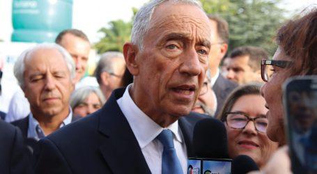 Marcelo Rebelo de Sousa admitevisita oficial ao Canadá