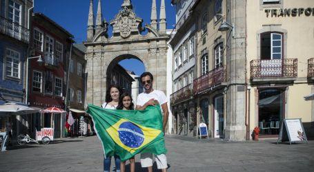 Braga, o novo eldorado dos brasileiros