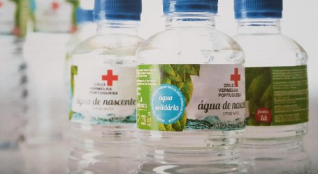 Nova água da Cruz Vermelha chega a Monchique