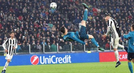 Ronaldo e Ricardinho nomeados para melhor golo da UEFA