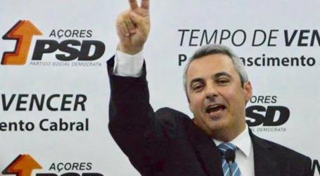 Candidato ao PSD/Açores quer autonomia a evoluir para Estado federal