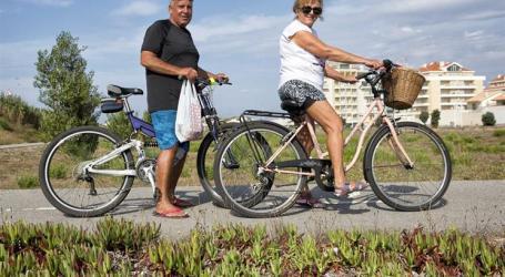 Governo investe 300 milhões para rasgar 960 quilómetros de ciclovias