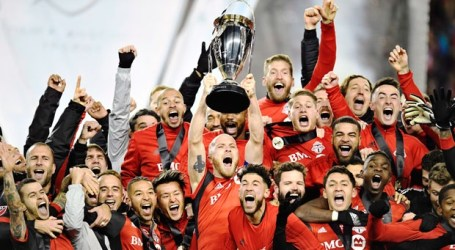 Time and games are running out for defending MLS champion Toronto FC