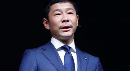 Milionário japonês vai ser o primeiro turista a viajar até à Lua