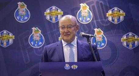 Pinto da Costa garantiu a Bruno de Carvalho não contratar jogadores ao Sporting