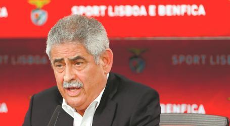 Vieira apanhado em conversa para transferir Rui Vitória
