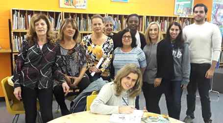 Escritora recomendada pelo Plano Nacional de Leitura visita Toronto
