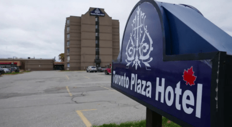 The City of Toronto spends millions renting this hotel