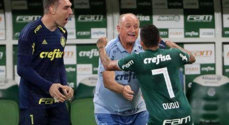 Scolari leva Palmeiras à conquista do 10.º título de campeão brasileiro