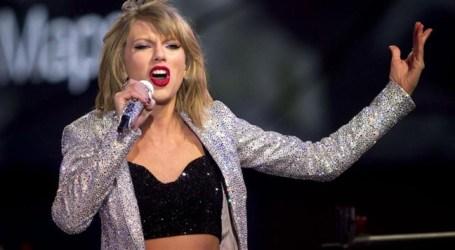Taylor Swift eleita a mulher mais influente do ano no Twitter