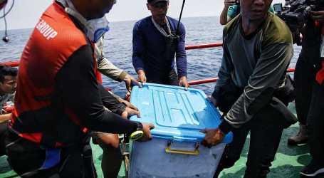 Encontrada caixa negra do avião que caiu com 189 pessoas a bordo