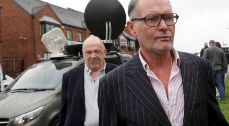 Paul Gascoigne acusado de assédio sexual em comboio em Inglaterra