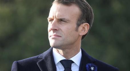 Detidos em França seis suspeitos de planearem ataque contra Macron