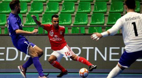 Benfica goleia na estreia da Ronda Elite