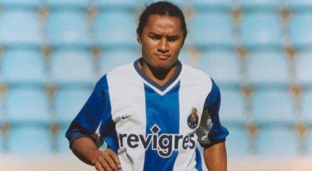 Morreu Esquerdinha, antigo jogador do F. C. Porto