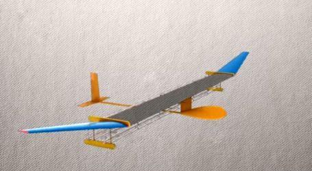 Cientistas fazem voar pequeno avião sem hélices ou turbinas