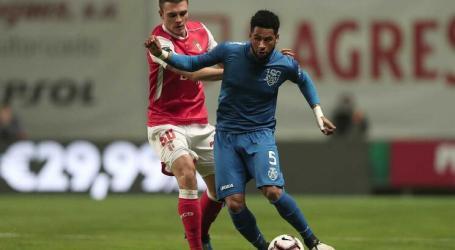 """Babanco pede """"ambição e coragem"""" contra o Sporting"""