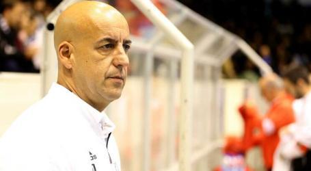 Treinador do hóquei do Benfica despedido