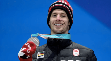 Canadian snowboarder Max Parrot diagnosed with Hodgkin's lymphoma