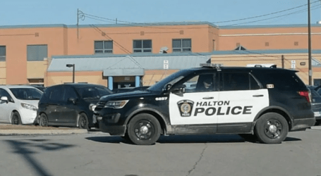 Police arrest 7 youths at Milton, Ont. school after lockdown