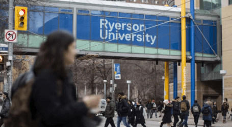 Ryerson freezes RSU funds pending forensic audit of $250K credit card bill